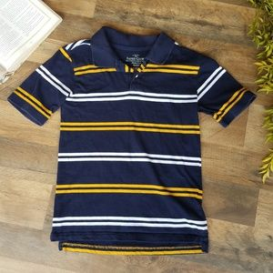 Faded Glory • Boys Striped Polo